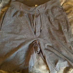 Lululemon Men's THE Short Gray Medium